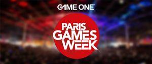 Suivez la scène Game One de la Paris Games Week 2017 en live!
