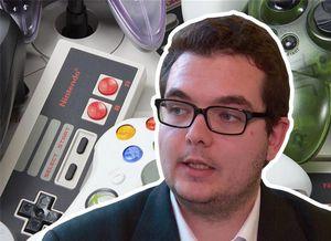 Grand angle - Rencontre avec Ronan Boëbion : Faire une thèse sur le jeu vidéo