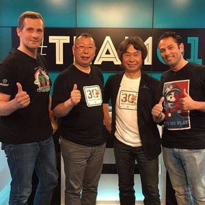 #TEAMG1 spécial Miyamoto