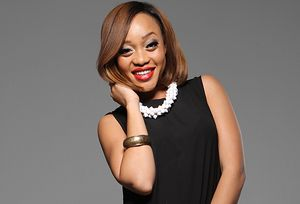 thando thabethe is taking 5 girls to work this month