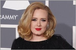 adele shares parenting tips