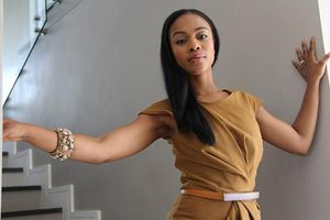 this fake family have nomzamo mbatha spooked out