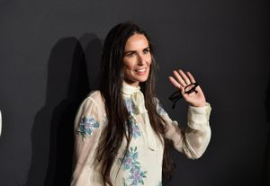 demi moore joins the cast of empire as a mysterious nurse