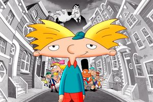 hey arnold! the movie. it's a thing. it's real. and it's happening.