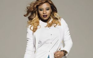 zinhle empowering young girls on new reality show