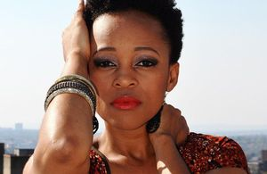 nomzamo and mmabatho release thought-provoking silent film