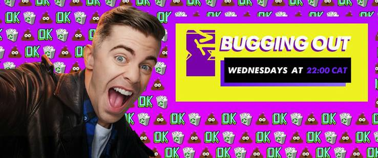 MTV Bugging Out