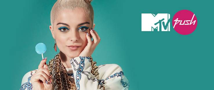 mtv push   get to know bebe rexha