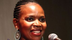 """florence masebe on int. acts performing in sa: """"it's so unnecessary"""""""
