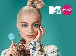 MTV Push | Bebe Rexha