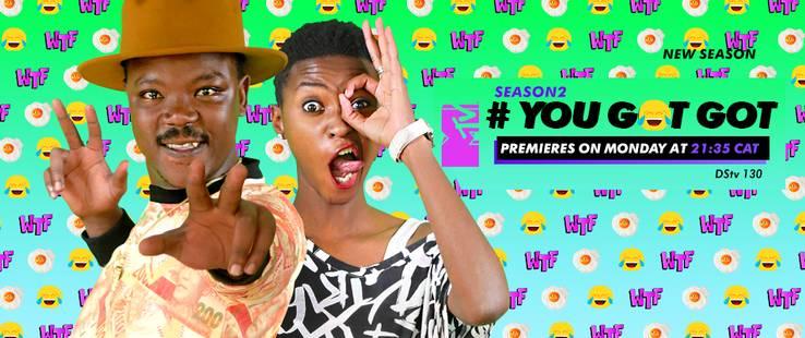 #YouGotGot (season 2)