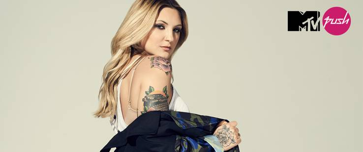 mtv push | get to know julia michaels
