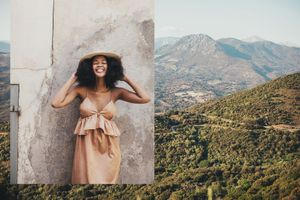 lulama wolf is the face of h&m international campaign