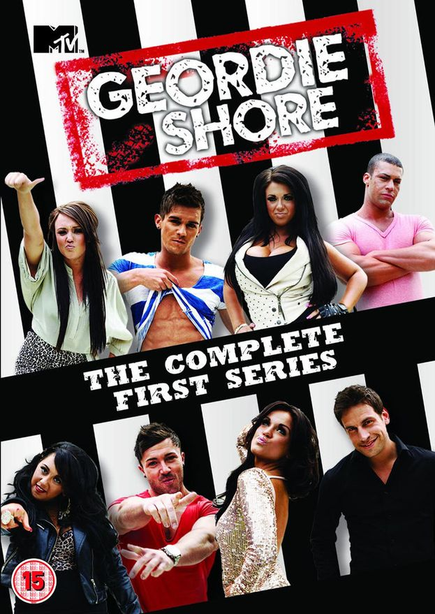 24. Y por último, pero no menos importante, cualquiera de estas poses en la portada del DVD. /MTV