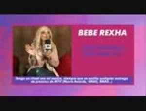 #EntrevistaMTV Bebe Rexha