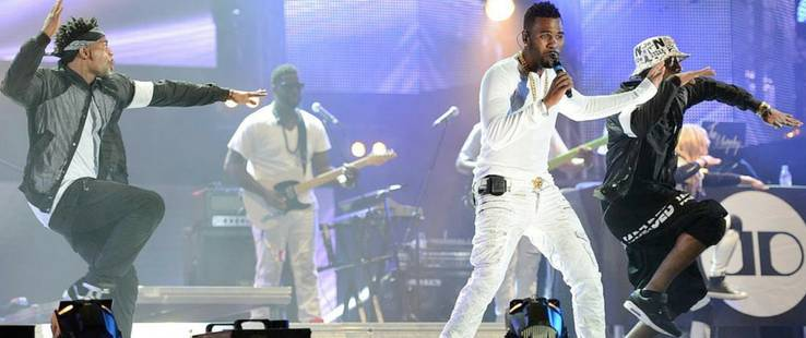 World Stage | Jason Derulo live from Isle of MTV 2015