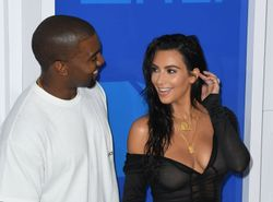 Kim Kardashian y Kanye West van a tener otro bebé
