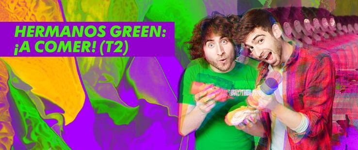 Hermanos Green: ¡A comer!