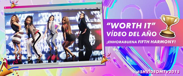 Tú eliges el mejor vídeo de 2015