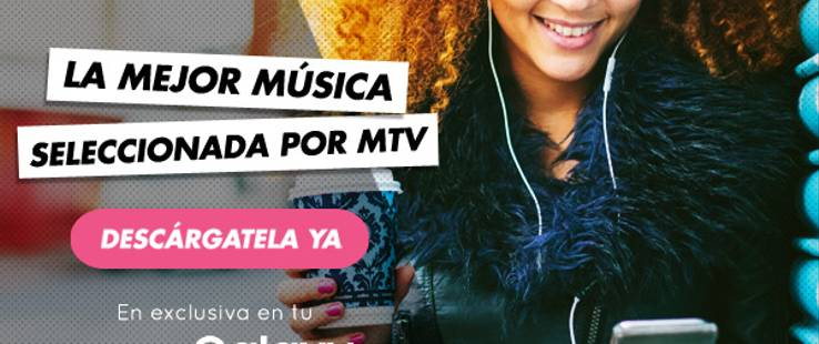 MTV Trax, tu nueva app de música