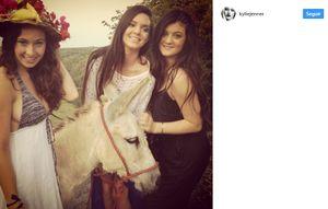 Los más  increíbles cameos de Kylie Jenner en sus primeras fotos de Instagram