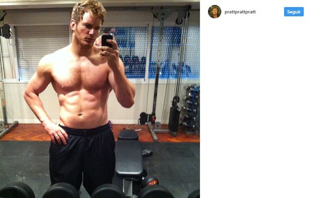 3. Chris Pratt