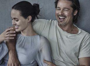 Angelina Jolie pide el divorcio de Brad Pitt