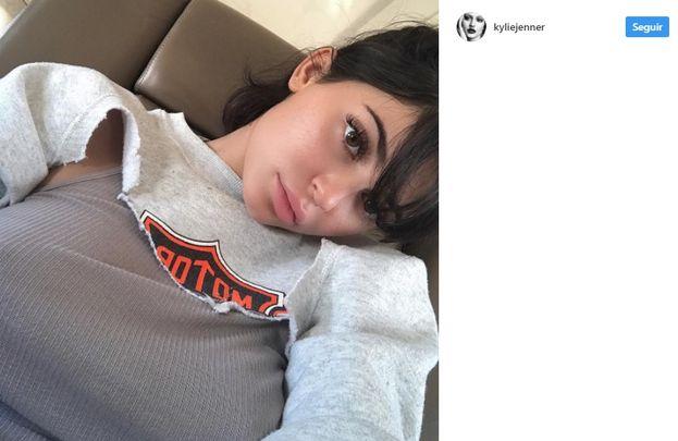 8. Kylie Jenner