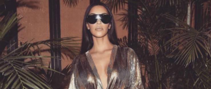 La vuelta a las redes de Kim Kardashian