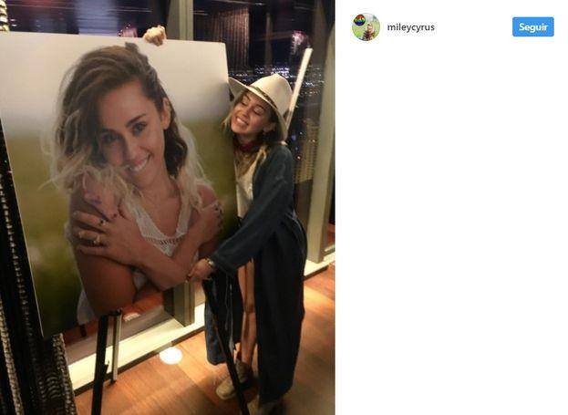 7. Miley Cyrus de Britney Spears