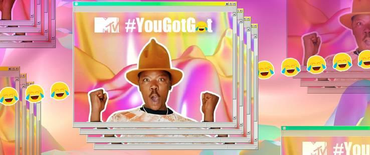 #YouGotGot