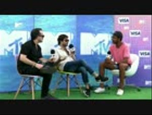 Entrevista en exclusica con Joe Crepúsculo #MTVFIBVisa
