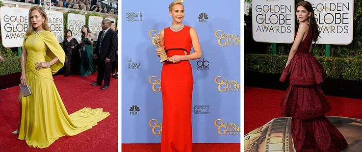 Los mejores looks en los Globos de Oro