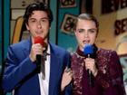 Los presentadores de los Movie Awards