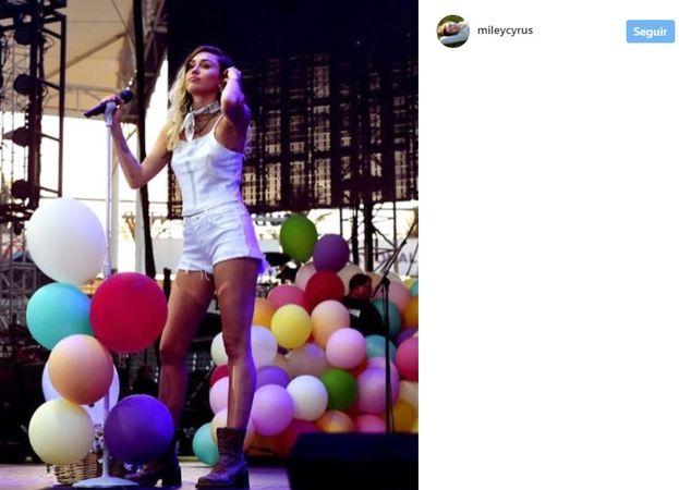 22. MILEY CYRUS/ Instagram