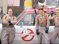 Chris Hemsworth, nuevas imágenes de 'Cazafantasmas 3'