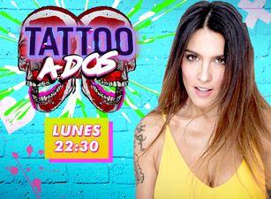 Lorena Castell & los tattoos