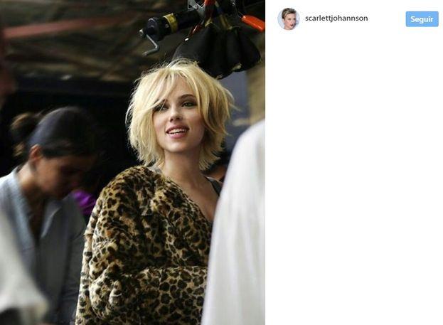 12. SCARLETT JOHANSSON/ Instagram