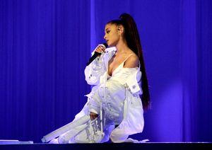 Ariana Grande comparte una foto suya ¡SIN COLETA!