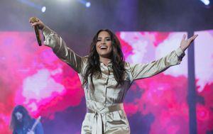 ¡Lo nuevo de Demi Lovato ya ha llegado 'Sorry not Sorry'!