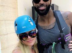 Khloé Kardashian y Tristan Thompson de vacaciones en Jamaika
