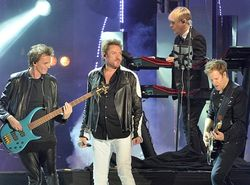 World Stage | Duran Duran: MTV EMA - Plaza del Duomo