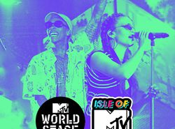 World Stage | Jess Glynne & Wiz Khalifa