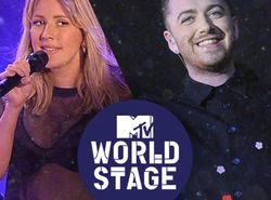 World Stage | Ellie Goulding: MTV EMA - Plaza del Duomo