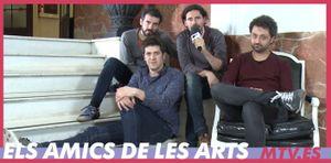#EntrevistaMTV Els Amics de les Arts