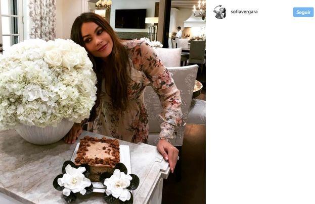 11. SOFIA VERGARA/ Instagram