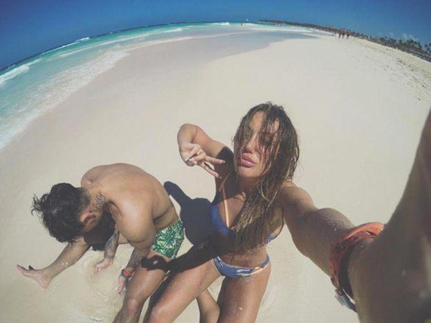 Expectativa Nº TRECE: Una playa privada para ti y tu novio/ Instagram