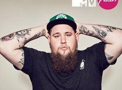 MTV PUSH FEBRERO 2017 | RAG'N'BONE MAN