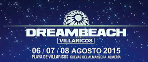 Dreambeach Villaricos 2015