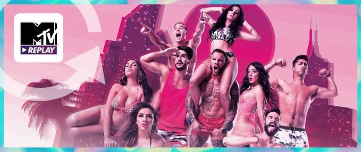 MTV REPLAY: Episodios y temporadas completas